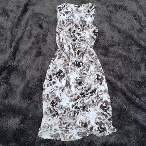 APT 9 Flowy Floral Dress